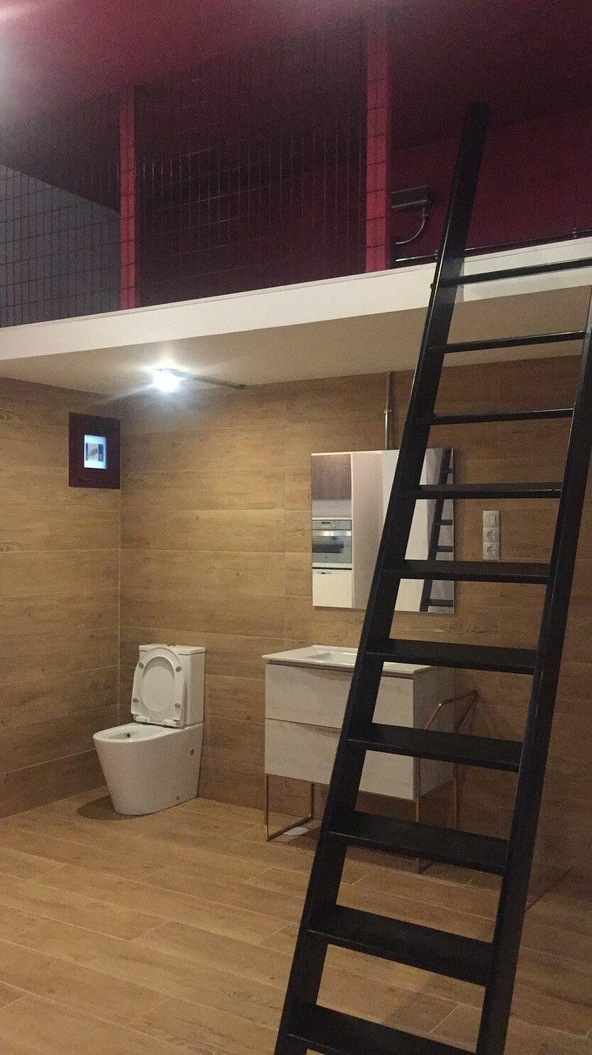 Rehabilitacion local a vivienda Madrid 06