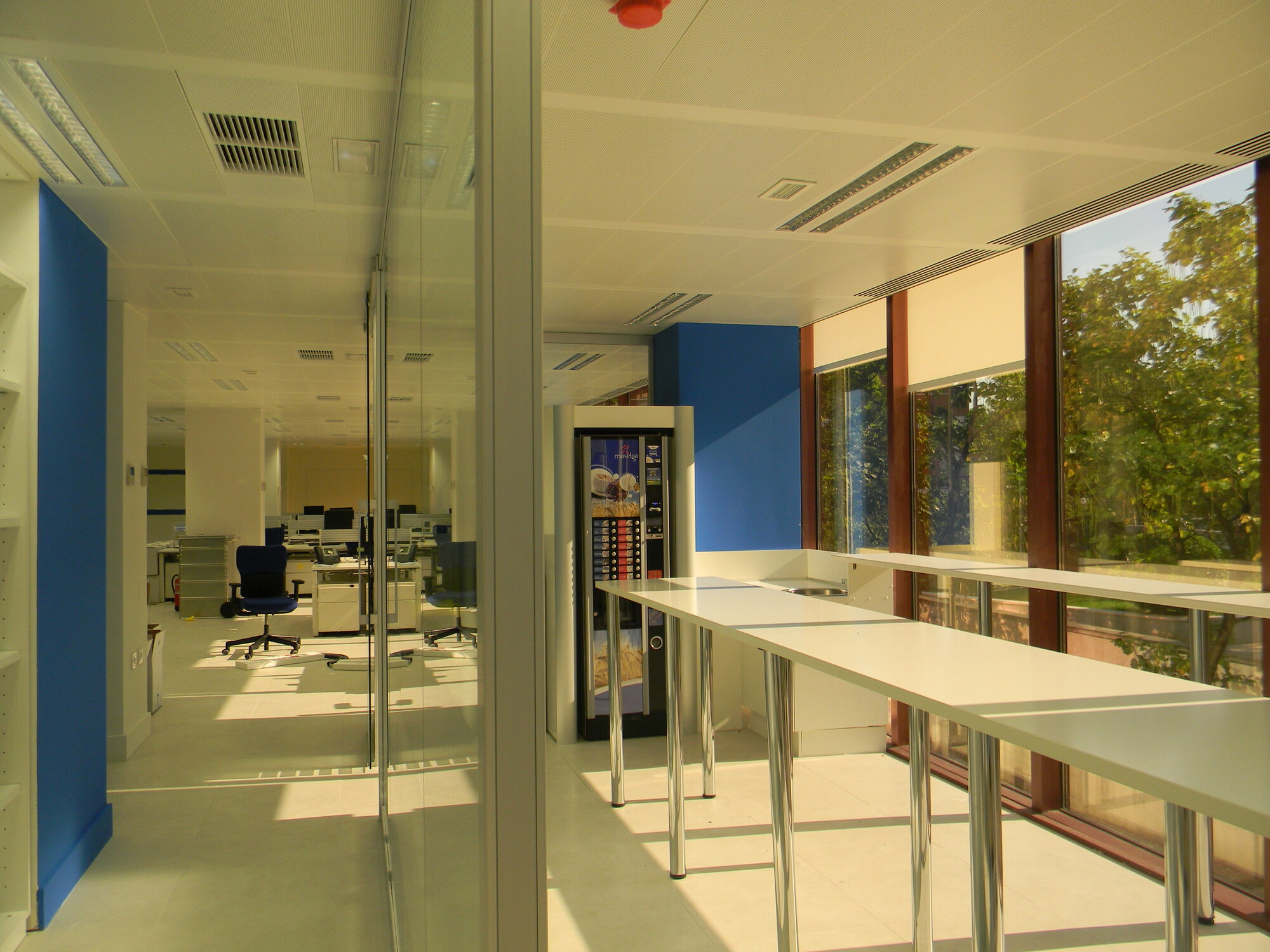 Oficina Aegon Madrid 02